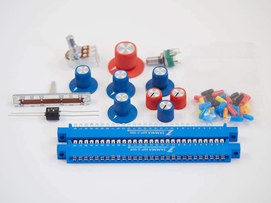 208 hardware parts kit