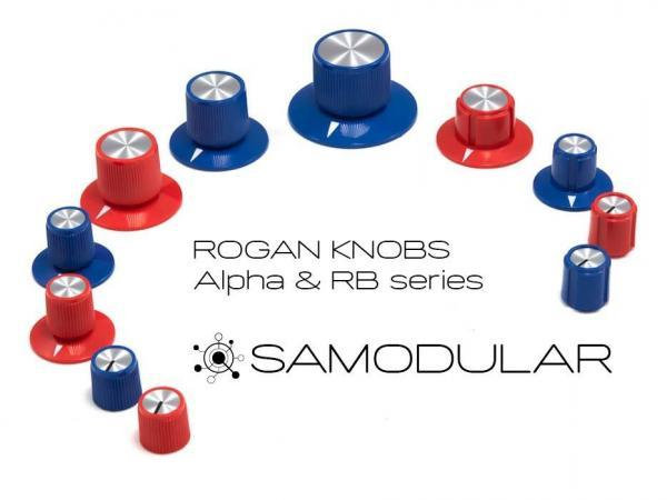Rogan knobs