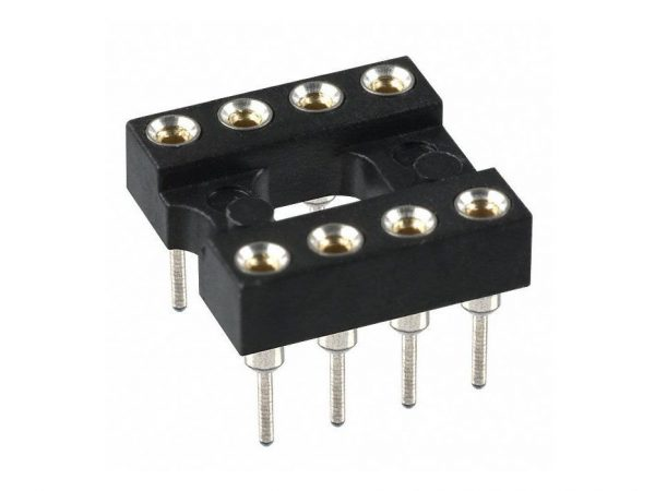 Precision DIP sockets 8pin / 14pin / 16pin