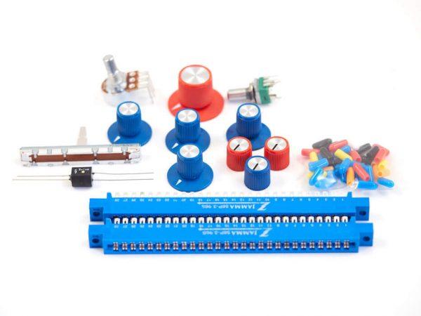 Buchla 208 clone hardware kit